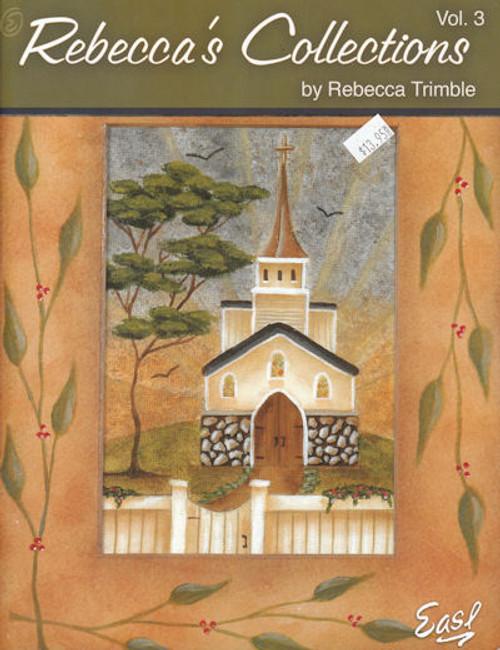 Book - Rebecca's Collection Vol. 3 by Rebecca Trimble (1988402646)