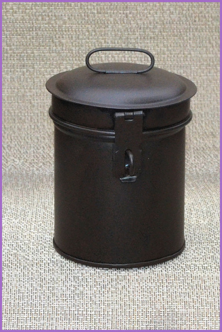 Metal - Tea Container (811080) - Back in Stock