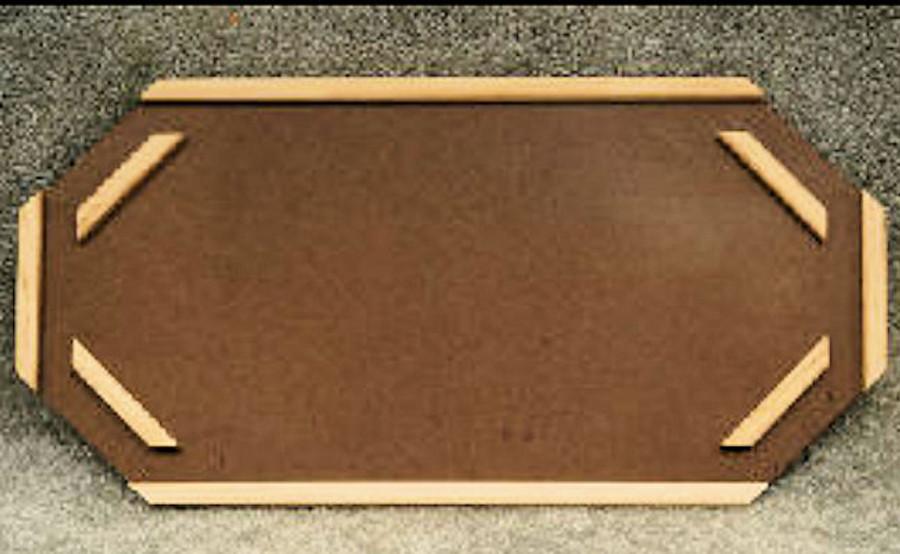 Wood -  Masonite Tray (16162001)
