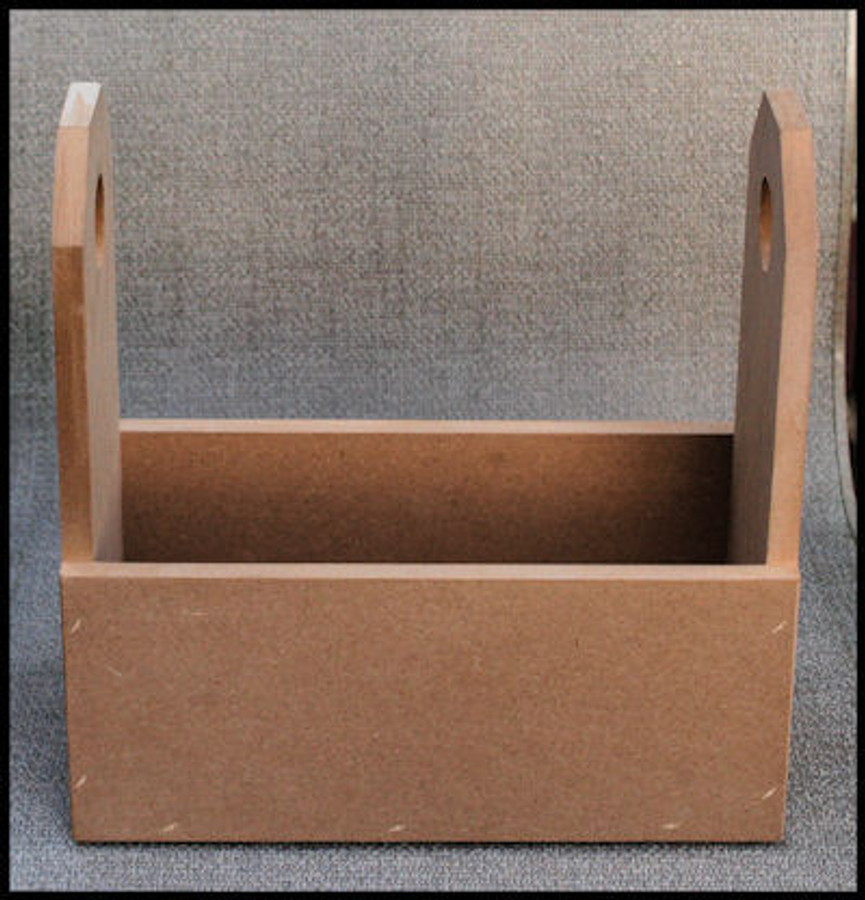 Wood - Box, Gingerbread