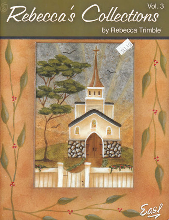 Book - Rebecca's Collection Vol. 3 by Rebecca Trimble (1988402646)
