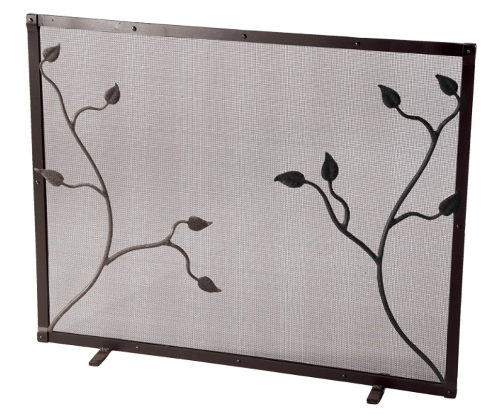 Eden Isle Fire Screen