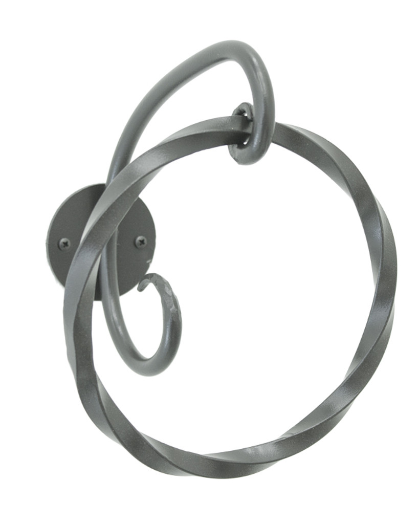French Country Towel Ring