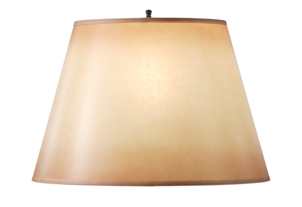 Amber Glow Table Lamp Shade 14 inch x 9 inch