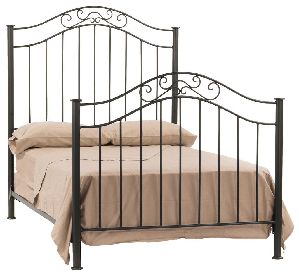 Richmond Iron Queen Bed
