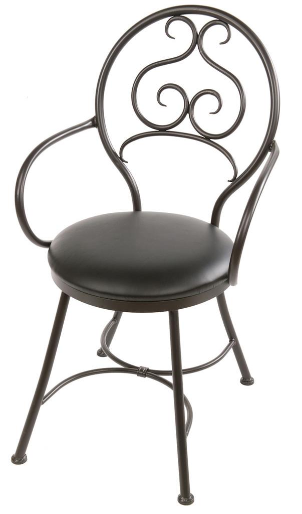 Ranfurlie Iron Arm Chair