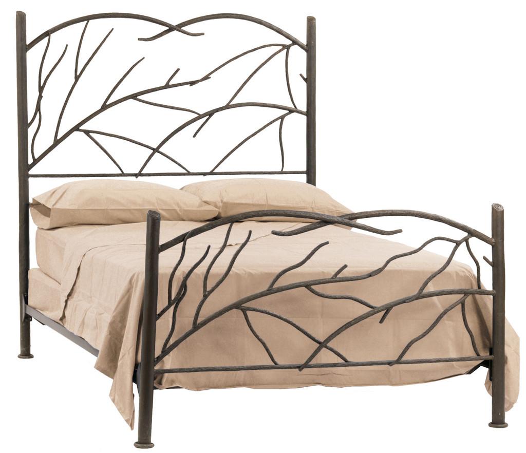 Norfork Iron Queen Bed