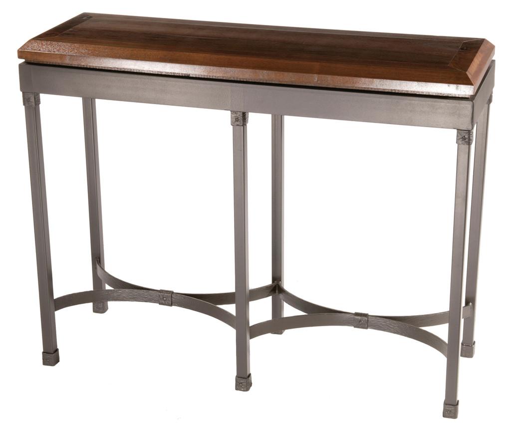 Cedarvale Console Iron Sofa Table