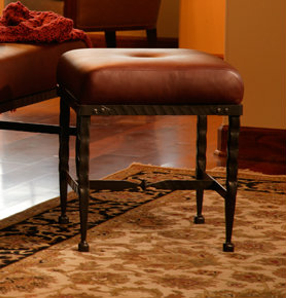 Forest Hill Iron Shorty Stool
