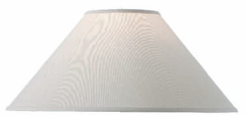 Natural Linen Table Lamp Shade 18 inch
