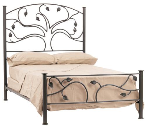 Live Oak Iron Full Bed