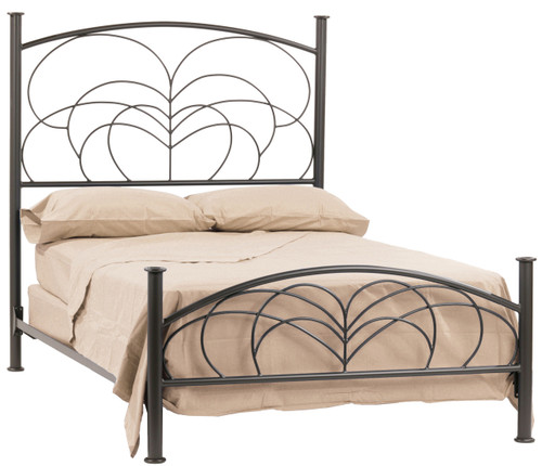 Willow Iron Twin Bed