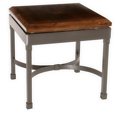 Cedarvale Iron Side Table