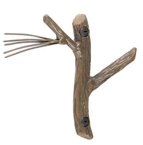 Pine Iron Hook Single