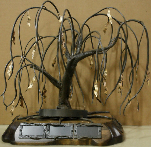 Custom Iron Tree