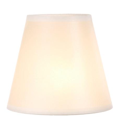 Ivory Glow Lamp Shade (10 x 18 x 15)