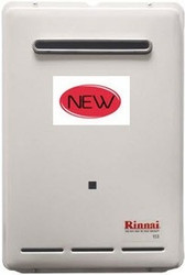 Rinnai V53eN Exterior Natural Gas Tankless Water Heater