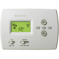 Honeywell TH4210D1005 Tradeline PRO 4000 Programmable Thermostat For Heat Pumps Only