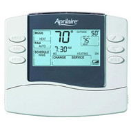 Aprilaire 8466 Programmable Dual Powered Universal Thermostat