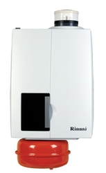 Rinnai E110CN Condensing Combination Natural Gas Boiler & Water Heater