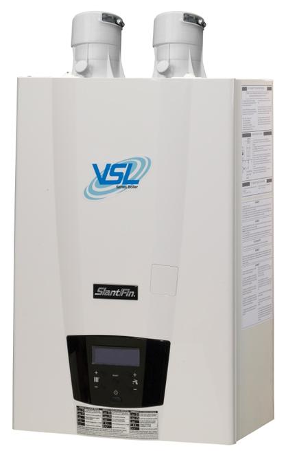 SlantFin VSLII-250 - 250,000 BTU Stainless Steel, Modulating ...