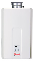 Rinnai V75iN Internal Natural Gas Tankless Water Heater