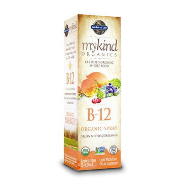 Garden of Life Kind Organics B-12 Spray