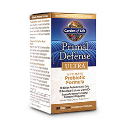 Thumbnail view of a bottle of Primal Defense by Garden of Life.