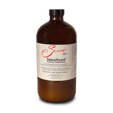 Sonne's #7 Bentonite Clay Detoxificant