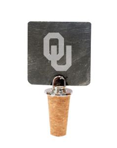 Oklahoma Slate Bottle Stopper