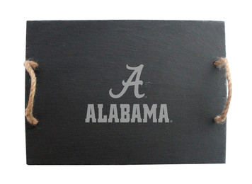 Alabama Slate Server w/ Rope Handles