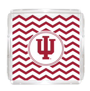 Indiana Lucite Tray 12x12