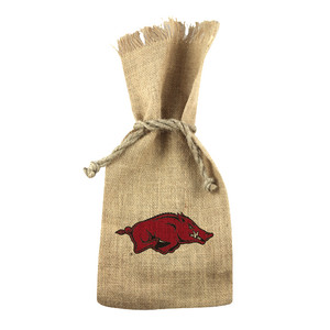 Arkansas 1-Bottle Tote