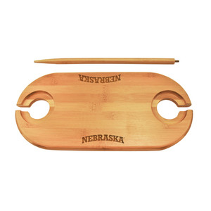 Nebraska Bamboo Picnic Table