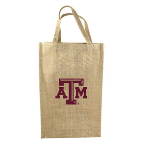 Texas A&M 2-Bottle Tote