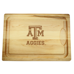 Texas A&M Artisan Farmhouse Carver