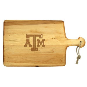 Texas A&M Artisan Paddle