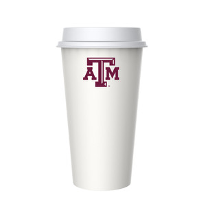 Texas A&M 20oz Plastic Coffee Cup