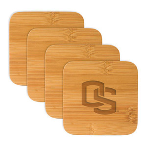 Oregon State Bamboo Coasters