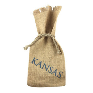 Kansas 1-Bottle Tote