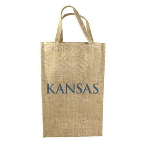 Kansas 2-Bottle Tote