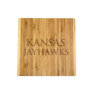 Kansas Bamboo Cheeseboard & Knife Set