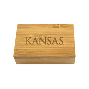 Kansas Bamboo Corkscrew Set
