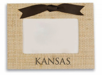 Kansas Vintage Photo Frame