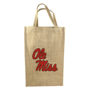 Mississippi 2-Bottle Tote