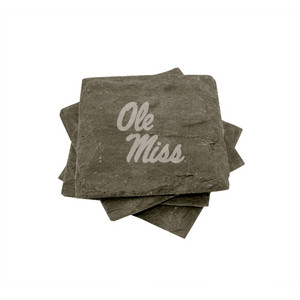Mississippi Slate Coasters (set of 4)