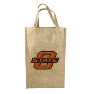 Oklahoma State 2-Bottle Tote