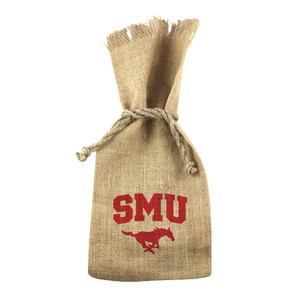 Southern Methodist 1-Bottle Tote
