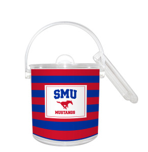 Southern Methodist Ice Bucket