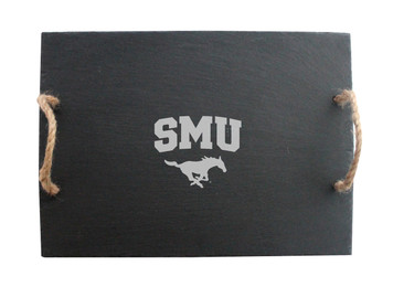 Southern Methodist Slate Server w/ Rope Handles